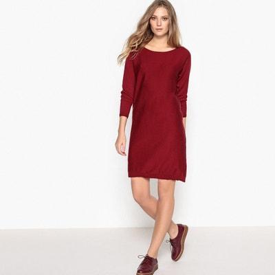 Kleid mit Fledermausärmeln La Redoute Collections