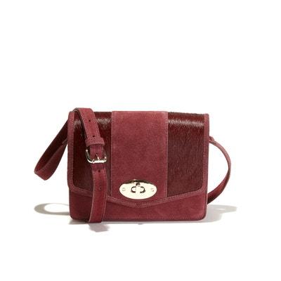 Suede Handbag Suede Handbag La Redoute Collections