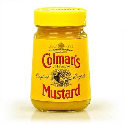 Moutarde Colman's en pot - Pot 100g Moutarde Colman's en pot - Pot 100g COLMAN S