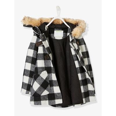 Manteau, blouson fille - Vêtements enfant 3-16 ans en solde   La Redoute 541584a3e5f7
