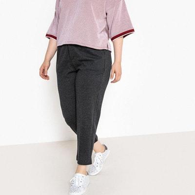Pantalon à rayures coupe slim CASTALUNA