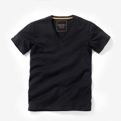 Tee shirt THEO col V profond Oeko Tex La Redoute Collections