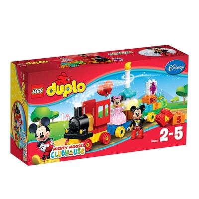 la parade d'anniversaire de Mickey et Minnie DUPLO