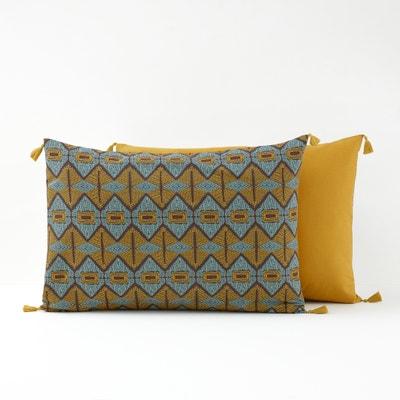 Kouban Printed Single Pillowcase Kouban Printed Single Pillowcase La Redoute Interieurs