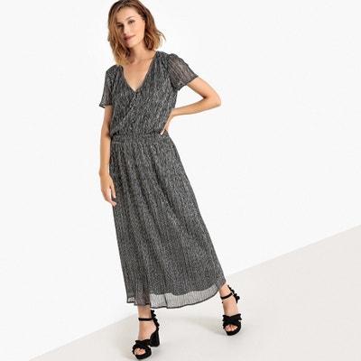 Glanzende lange jurk Glanzende lange jurk SCHOOL RAG