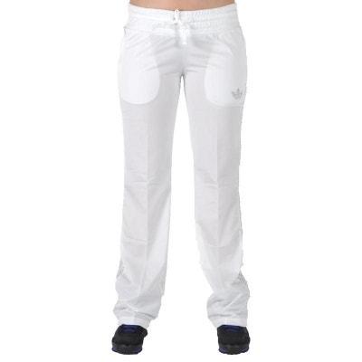 Pantalon Adidas F Night TP V30162 Blanc Clouté Pantalon Adidas F Night TP  V30162 Blanc Clouté 694dd06cdbed
