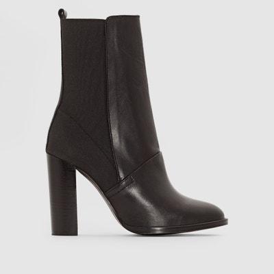 London Pembleton Heeled Ankle Boots DUNE LONDON