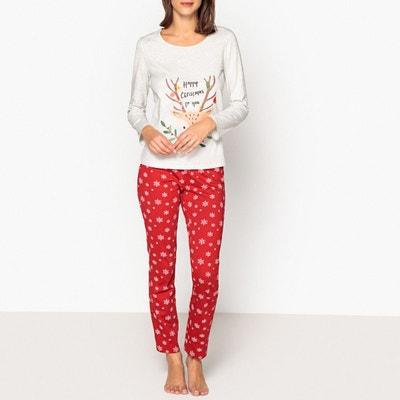 Pyjama Noel Femme En Solde La Redoute