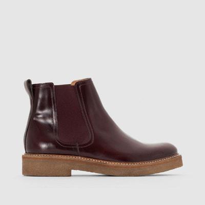 Boots en cuir Oxfordchic Boots en cuir Oxfordchic KICKERS