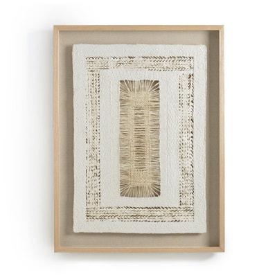 Art décoratif encadré, Papyrus Art décoratif encadré, Papyrus AM.PM.
