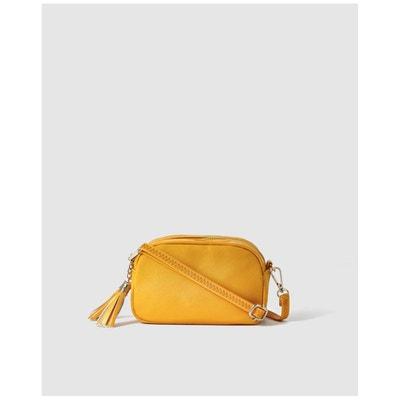 Mini-sac à bandoulière     effet saffiano Mini-sac à bandoulière     effet saffiano EASY WEAR