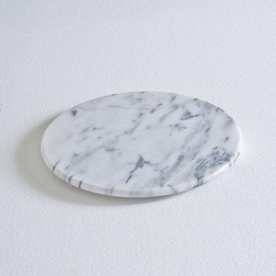 Vassoio rotondo in marmo Vassoio rotondo in marmo La Redoute Interieurs