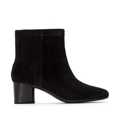 Boots cuir suède Un Cosmo Step Boots cuir suède Un Cosmo Step CLARKS a778b49b62f6