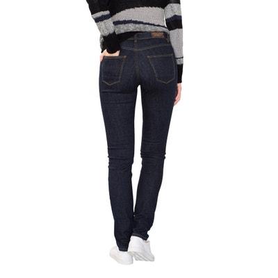 Slim-Fit-Jeans, hoher Bund Slim-Fit-Jeans, hoher Bund ESPRIT