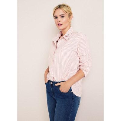 Jeans droit Ely VIOLETA BY MANGO