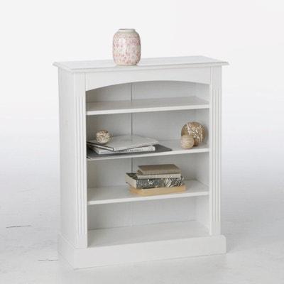 Bibus, pin massif, coloris blanc, Authentic Style Bibus, pin massif, coloris blanc, Authentic Style La Redoute Interieurs