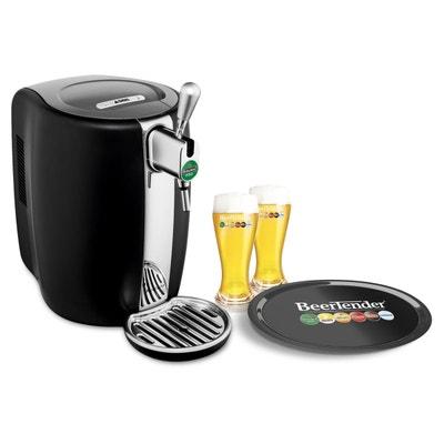 Tireuse à bière SEB YY2796FD + coffret 2 verres et plateau SEB