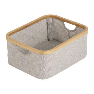 Panier Bambou Meuble de bain Smart Panier Bambou Meuble de bain Smart QUAX