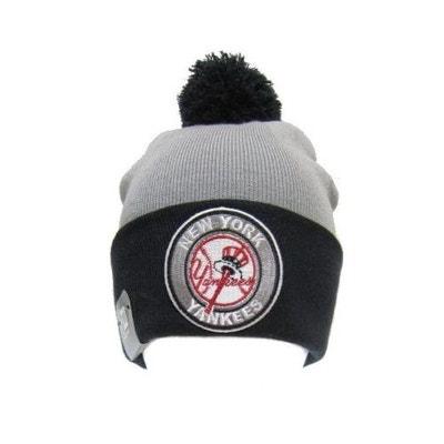 Bonnet New York YANKEES- Circle Knit - Grey- MLB NEW ERA CAP aae3fcfc7d0f