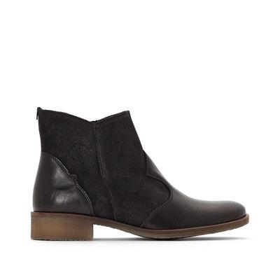 Boots cuir Lixy KICKERS