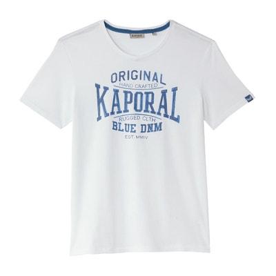 T-shirt col rond manches courtes Brisk T-shirt col rond manches courtes Brisk KAPORAL