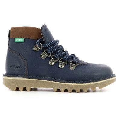 Boots pelle Neovarap Boots pelle Neovarap KICKERS