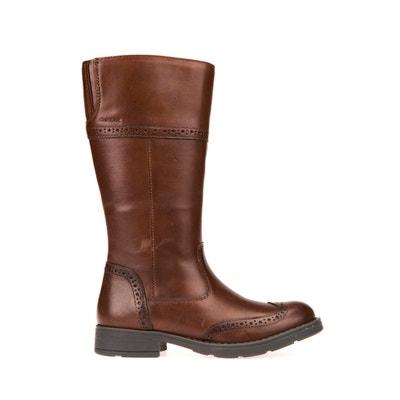 Sofia Leather Boots Sofia Leather Boots GEOX