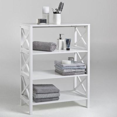 Majong 4-Shelf Bathroom Unit La Redoute Interieurs