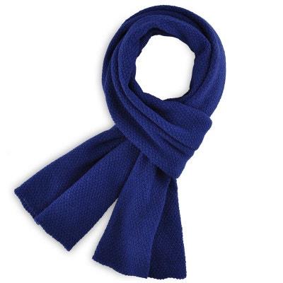 2ba07b252aa Echarpe SOIZIC Bleue - Fabriqué en France QUALICOQ