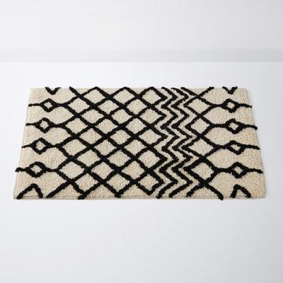 Badmat, berberstijl, handgetuft, CALI Badmat, berberstijl, handgetuft, CALI La Redoute Interieurs