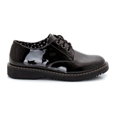 519e2f7381a21 Derbies, mocassins fille - Chaussures enfant 3-16 ans en solde   La ...