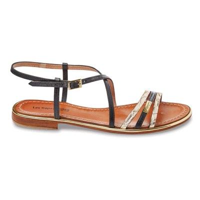 Sandales cuir Balise Sandales cuir Balise LES TROPEZIENNES par M BELARBI