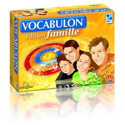 Vocabulon Edition Famille Vocabulon Edition Famille MEGABLEU