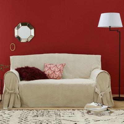 Housse de canapé lin/coton, JIMI La Redoute Interieurs