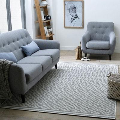 tapis tiss plat akar la redoute interieurs - Grand Tapis Salon