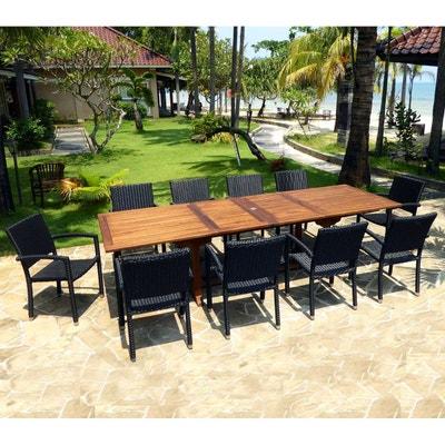 Salon de jardin - Table, chaises (page 46) | La Redoute Mobile