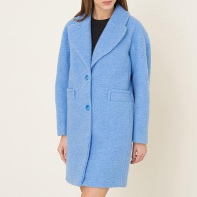 Manteau drap de laine Manteau drap de laine CARVEN