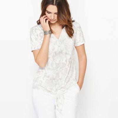 Tie Detail T-Shirt Tie Detail T-Shirt ANNE WEYBURN