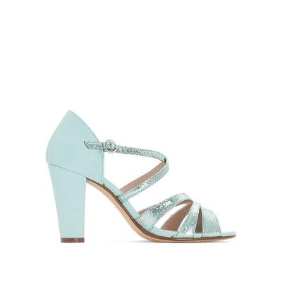Sandales métallisées MADEMOISELLE R
