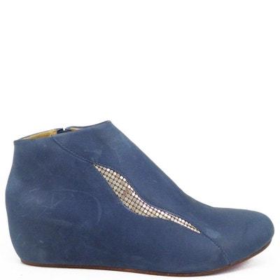 Chaussures femme en cuir FARAH Chaussures femme en cuir FARAH PRING PARIS 5de6fdb8f09a