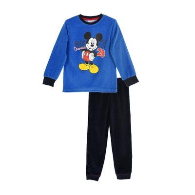 Pijama de terciopelo 3-6 años Pijama de terciopelo 3-6 años MICKEY MOUSE
