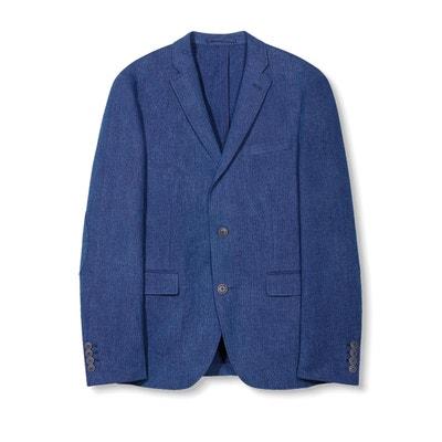 Veste blazer coton Veste blazer coton ESPRIT
