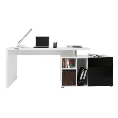 Bureau design avec rangements MAXI Bureau design avec rangements MAXI MILIBOO