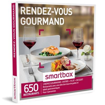 Rendez-vous gourmand - Coffret Cadeau Rendez-vous gourmand - Coffret Cadeau SMARTBOX