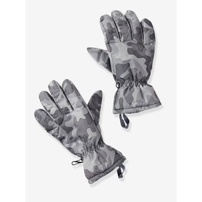7f0ad5a55c6 Moufles ou gants de ski garçon VERTBAUDET