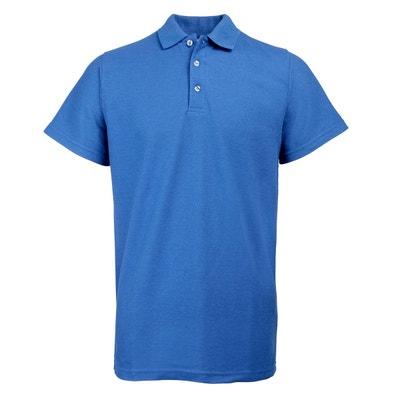 Polos Clique bleu roi homme PKt4l