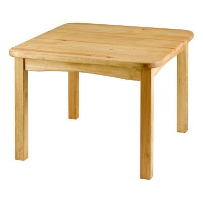 Table A Manger Bois Massif La Redoute