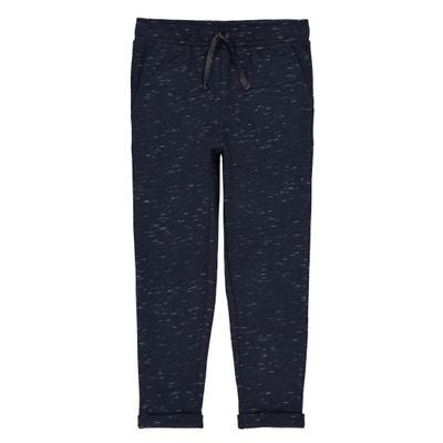Pantalon en molleton 3-12 ans La Redoute Collections