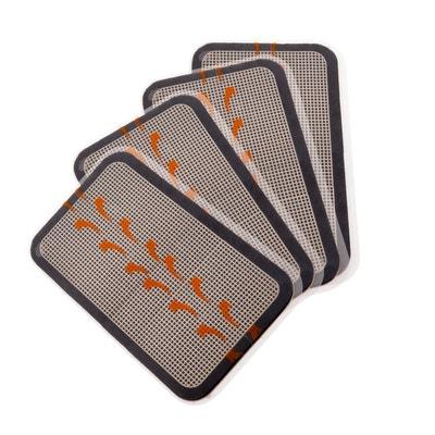 Vervangende elektroden voor onderbroek (set van 4) Vervangende elektroden voor onderbroek (set van 4) SLENDERTONE