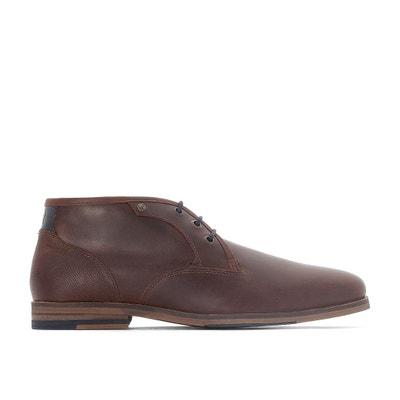 Ботинки-дезерты кожаные ALERTE Ботинки-дезерты кожаные ALERTE REDSKINS